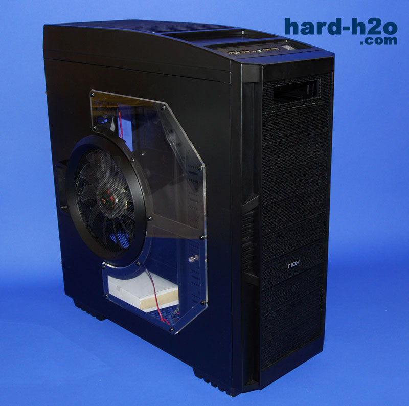 Caja Nox Coolbay HX   hard