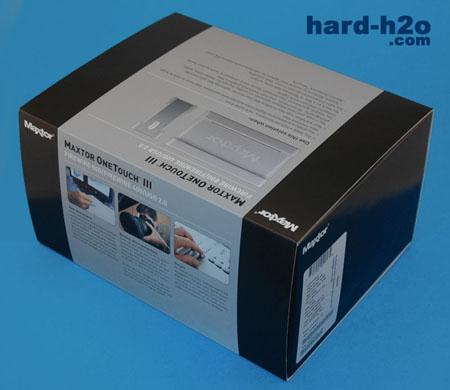 Hd Externo Maxtor Onetouch Iii Hard H2o Com