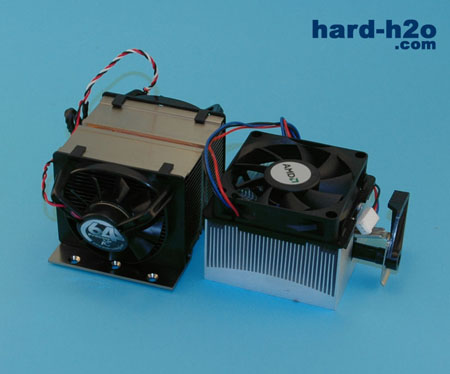 Ampliar Foto Disipador CPU Artic Cooling Freezer 64 LP