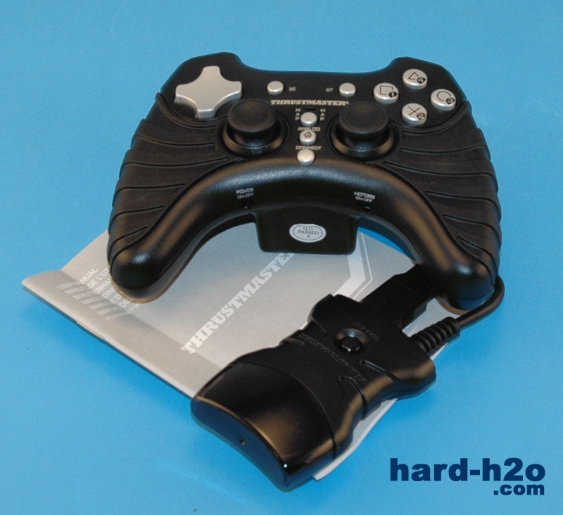 ThrustMaster Dual Trigger 3-in-1 Rumble Force - gamepad - wired Specs