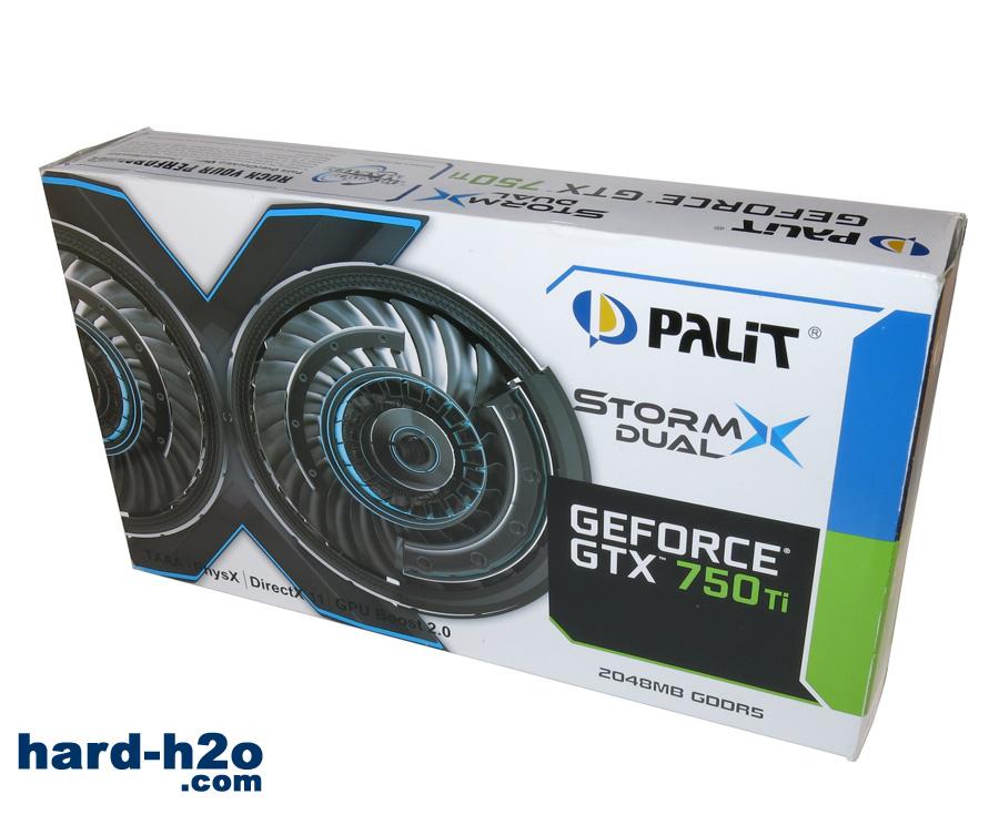 Palit GeForce GTX 750 Ti StormX Dual | Review en hard-h2o com