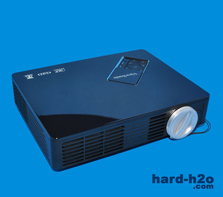 Ampliar Foto Proyector LED ViewSonic PLED-W500