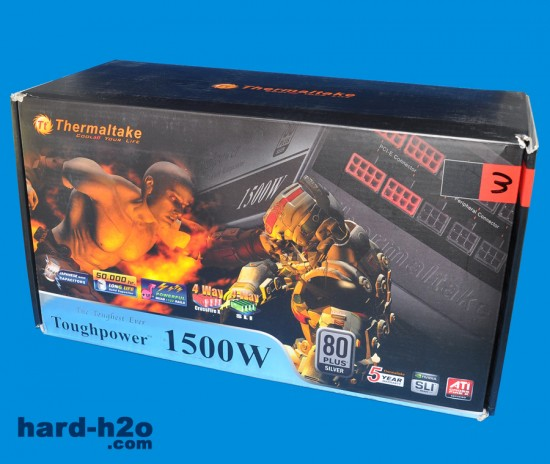 Ampliar foto Fuente de alimentacin Thermaltake Toughpower 1500 W