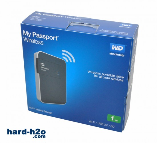 Ampliar foto Western Digital My Passport Wireless