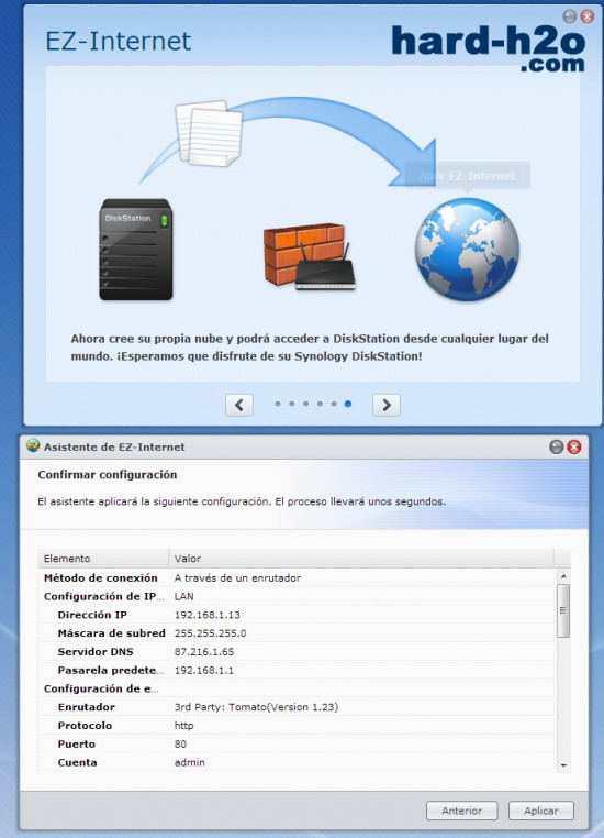 Ampliar foto NAS Synology DS213+