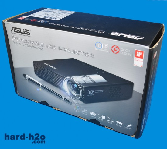 Ampliar foto Proyector LED Asus P1